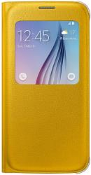 samsung cover s view ef cg920py for galaxy s6 g920 yellow photo