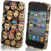 fashion case characters for samsung s7560 7580 photo