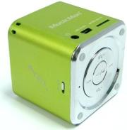 technaxx mini musicman soundstation green photo