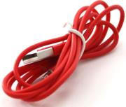 connect it ci 562 lightning charge sync cable coulor line red photo