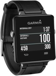 garmin vivoactive black photo