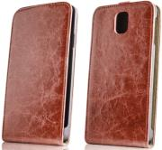 leather case exclusive samsung s6 g920 brown photo