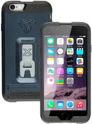 armor x rugged case with kickstand cx mi6 for apple iphone 6 navy blue photo