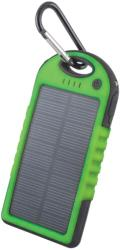 forever solar power bank 5000mah pb 016 green photo