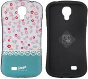 beeyo garden flowers case for samsung i9300 s3 mint photo