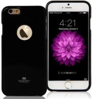 thiki tpu goospery apple iphone 6 jelly hole series black photo
