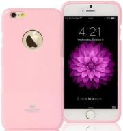 thiki tpu goospery apple iphone 6 jelly hole series pink photo