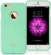 thiki tpu goospery apple iphone 6 jelly hole series mint green photo