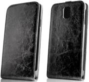 greengo leather case exclusive for samsung i9080 i9060 black photo