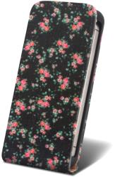 leather case flowers 2 for samsung i9505 s4 photo