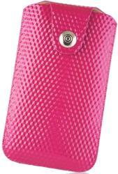 greengo case slim up diamond xxl samsung i9100 s2 pink photo