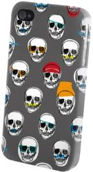 greengo fashion crazy skulls for lg leon c50 photo