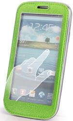 case smart view for samsung g800 s5 mini green photo