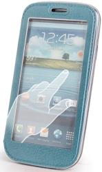 case smart view for lg g2 mini blue photo