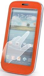 case smart view for apple iphone 6 orange photo