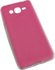 silicone case ultra premium for samsung g530 grand prime pink photo