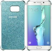 samsung galaxy s6 edge plus g928 glitter cover blue photo