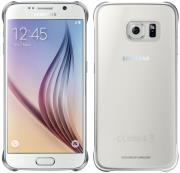 samsung clear cover ef qg920bs for galaxy s6 g920 silver photo