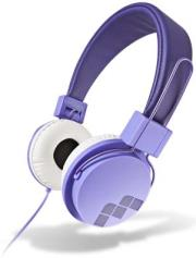 meliconi 497391 mysound speak street stereo headset purple photo