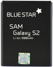 blue star premium battery samsung i9100 galaxy s2 1800mah li ion photo