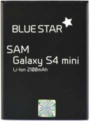 blue star premium battery samsung galaxy s4 mini i9190 i9195 2100mah li ion photo