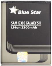 blue star premium battery samsung galaxy s3 i9301 2300mah li ion photo