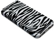 sandberg print cover iphone 5 5s zebra photo