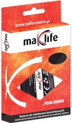 maxlife battery for nokia 2680 3600 slide 1050mah li ion photo