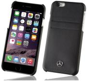 case mercedes hard mehcp6lplbk for apple iphone 6 6s plus black photo