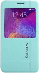 kalaideng case iceland ii samsung galaxy note 4 n910 blue photo