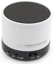 esperanza ep115w ritmo bluetooth speaker white photo
