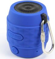 technaxx bt x19 nano bike bluetooth soundstation waterproof blue photo