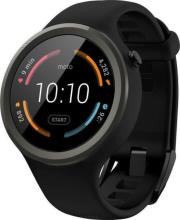 motorola moto 360 2nd gen sport black photo