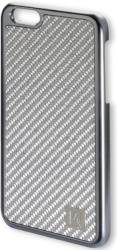 4smarts modena clip carbon for iphone 6 plus 6s plus silver photo
