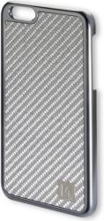 4smarts modena clip carbon for iphone 6 6s silver photo