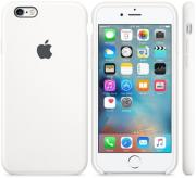 apple mky12 silicone case for iphone 6 6s white photo