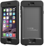 lifeproof 77 50348 nuud case for apple iphone 6 black photo