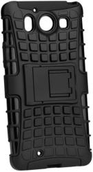 forcell panzer case for microsoft lumia 640 black photo