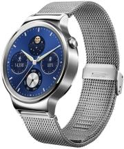 huawei watch classic net armband silver photo