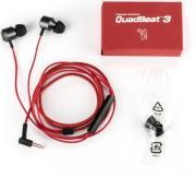 lg headset quadbeat 3 le630 red bulk photo