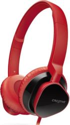 creative hitz ma2300 headset red photo