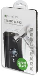 4smarts second glass curved for samsung galaxy s7 edge silver photo