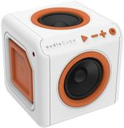 allocacoc audiocube portable white photo