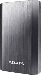 adata a10050 power bank titanium grey photo