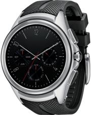 lg watch urbane 2nd edition w200 silver black photo