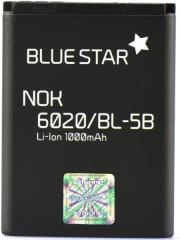 blue star battery for nokia 6020 5200 5300 3220 5140 1000mah photo