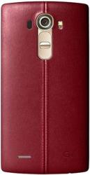 lg leather battery cover cpr 110 for lg g4 red photo