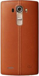 lg flip case quick circle cfr 100 for lg g4 orange light brown photo