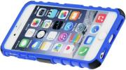 forcell panzer case apple iphone 7 47 blue photo