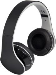 rebeltec pulsar wireless bluetooth headphones with mic black photo